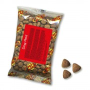 RED for DOG crocchette cuccioloni e cani adulti, 80 g