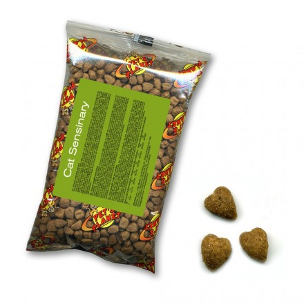 SENSINARY for CAT Croccantini per tutti i gatti, 80 g