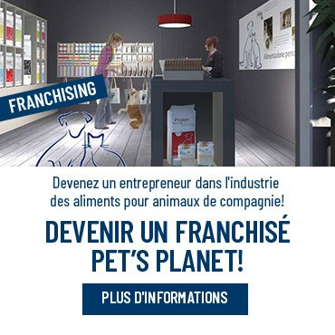 Devenir un Franchisé Pet's Planet